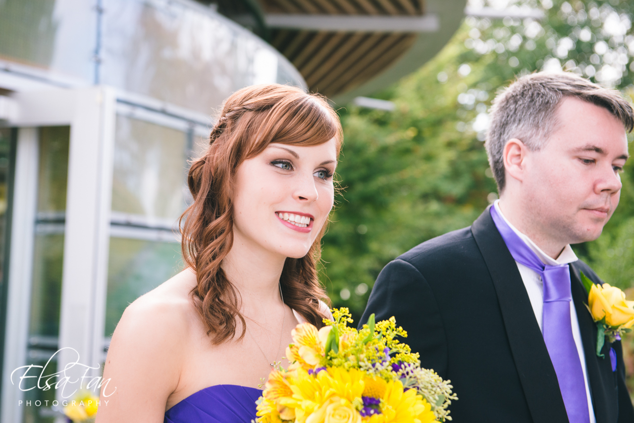 Jamie Gareth Wedding Elsa Fan Photography