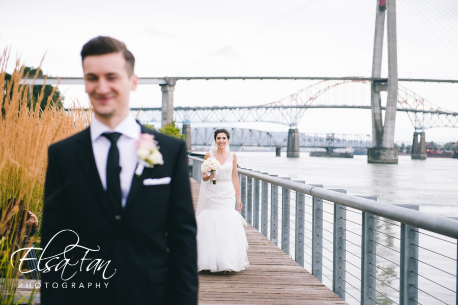 Deer Lake Wedding Photos