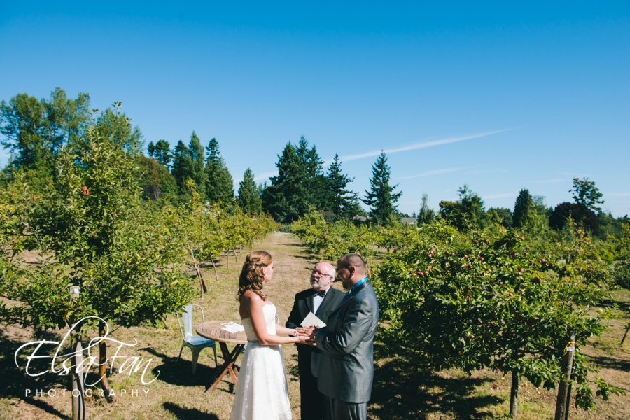 Victoria Sea Cider Wedding
