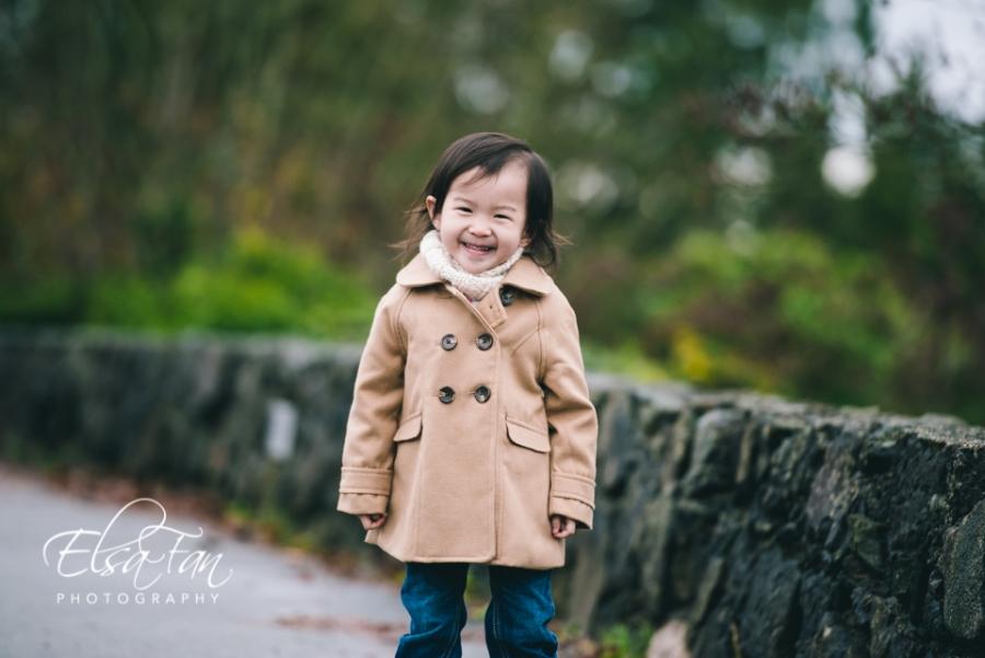 Queen Elizabeth Park Family Photos