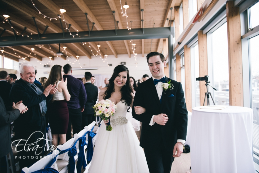 UBC Boathouse Wedding Photos